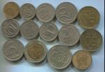 Монеты 1991 - 1996